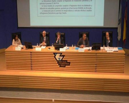 O mercado da distribución de carburantes polo miudo en Galicia  - Xornada O papel da Administración local ante o novo mercado de distribución de carburantes de automoción